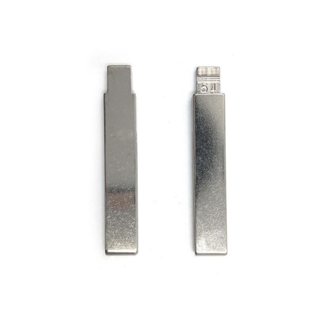 54# Key Blade for Peugeot  - 10 pcs