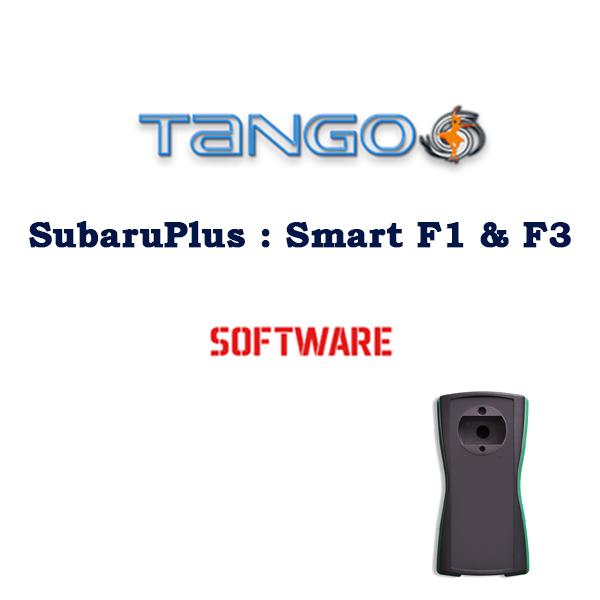 TANGO SubaruPlus : Smart F1 & F3 Software