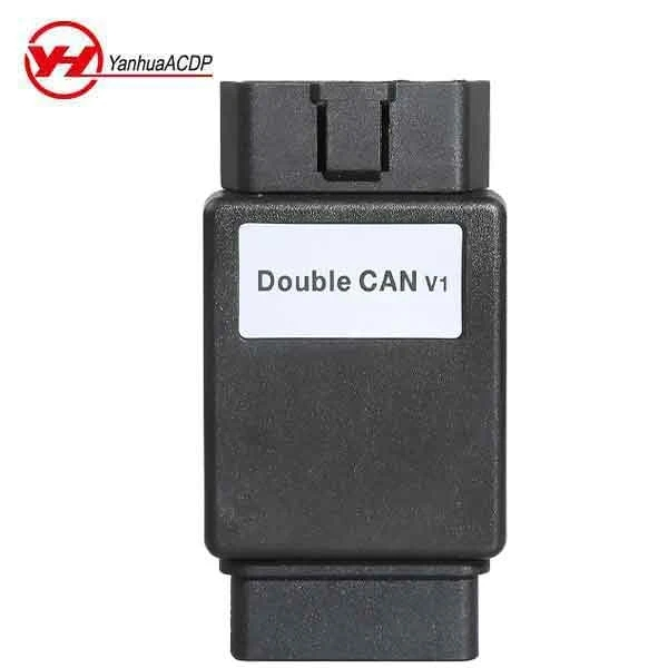 ACDP - Double CAN Adapter - Used for Jaguar Land Rover KVM Module 9 & Volvo Module 12