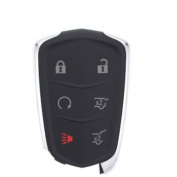 315 MHz 6 Buttons Smart Key for 2015-2019 Cadillac Escalade / / HYQ2AB / with Hatch