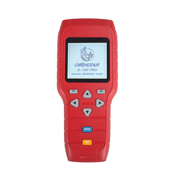 OBDSTAR X-100 PRO X100 Pro Auto Key Programmer (C) Type for IMMO and OBD Software Function Get EEPROM Adapter