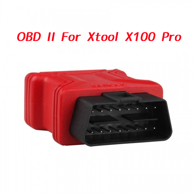 OBD II Connector Adapter for Xtool X100 Pro