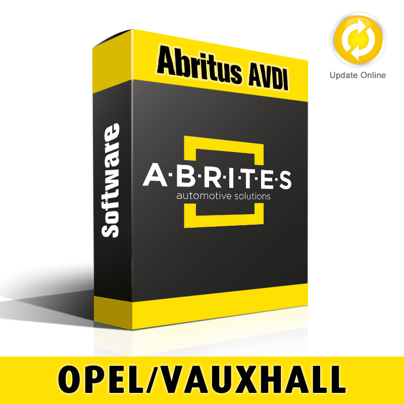 GM Full Package Software for Abritus AVDI