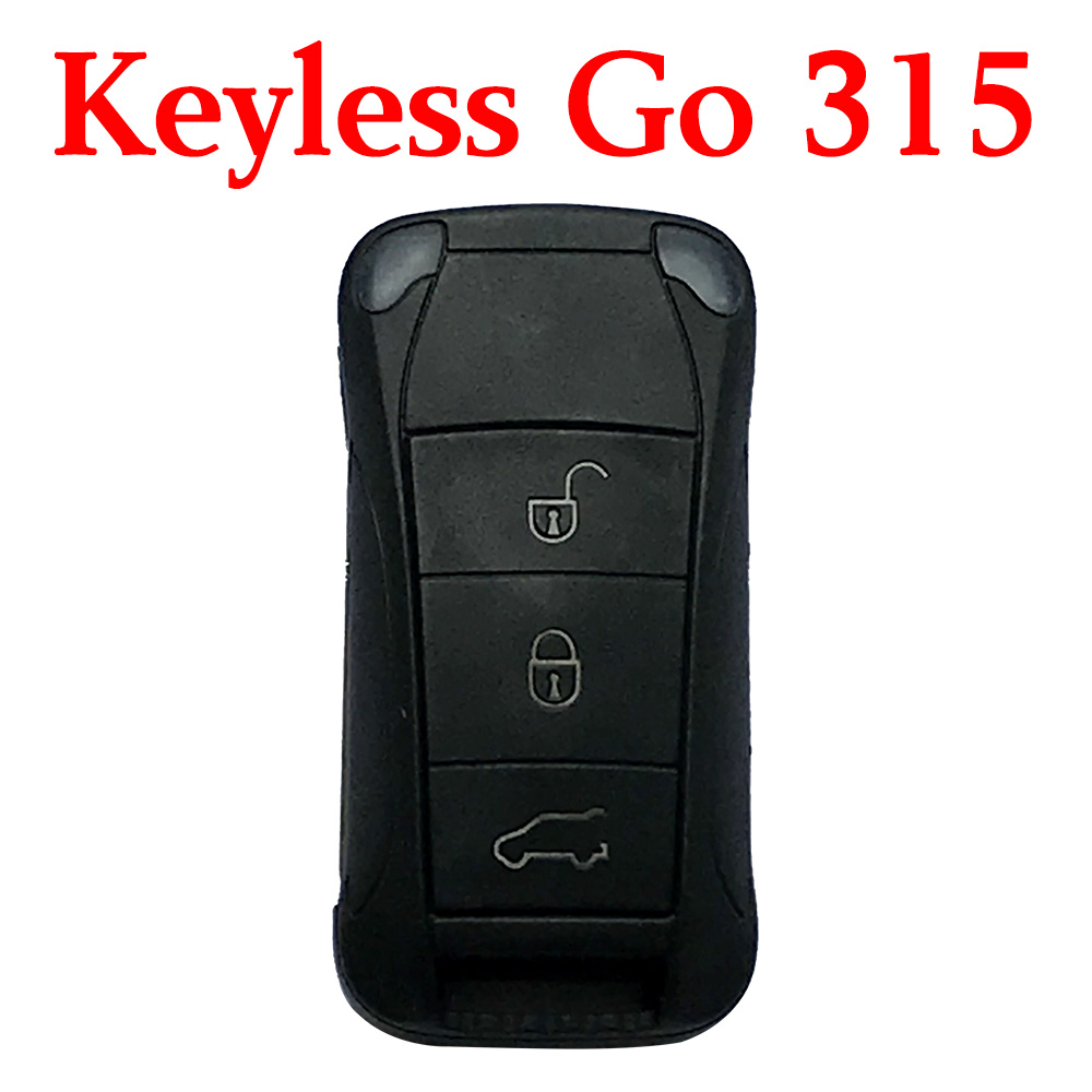 3 Buttons 315 MHz Smart Key for Porsche Cayenne
