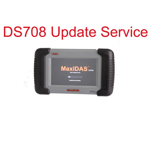 Autel MaxiDas DS708 One Year Update Service