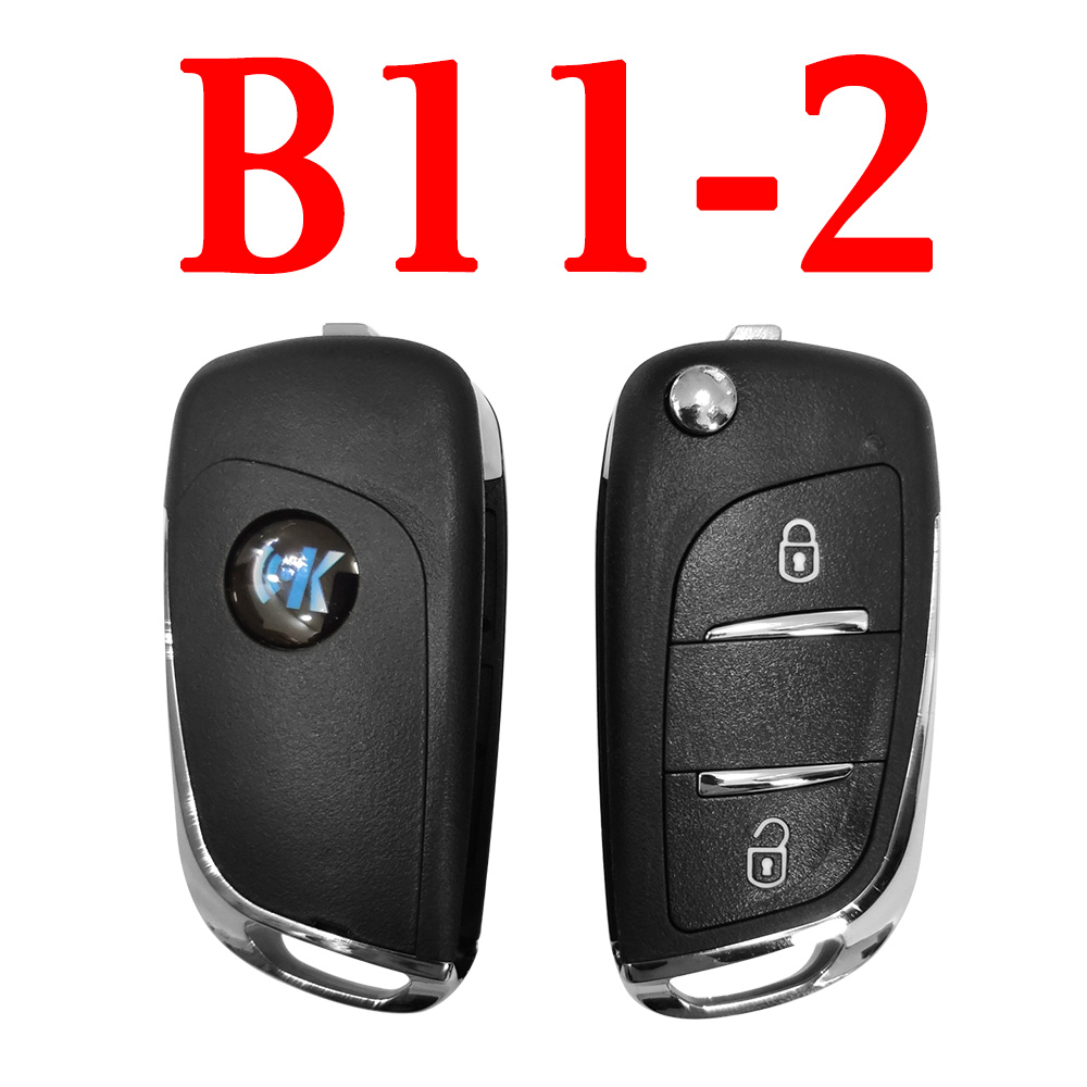 KEYDIY B11-2 KD Universal Remote control - 5 pcs