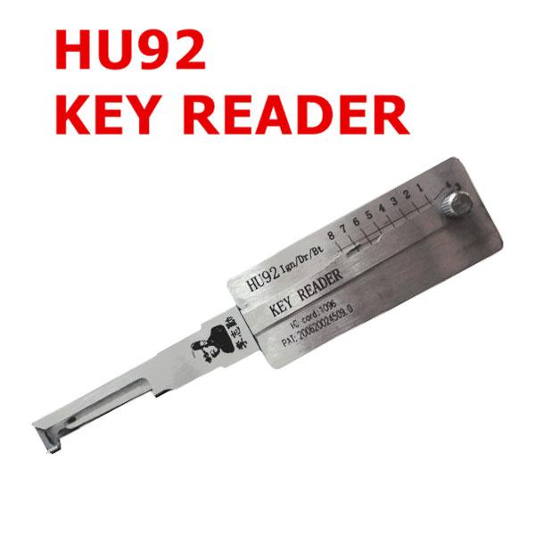 LISHI HU92 Key Reader for BMW LAND ROVER Rolls-Royce