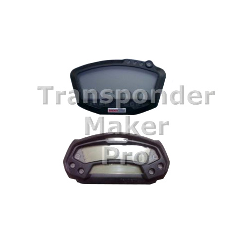 TMPro Software Module 101 for Ducati Bikes Dashboard Digitek