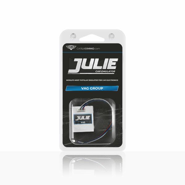 Julie VAG Group Car Emulator For Immobilizer ECU Airbag Dashboard
