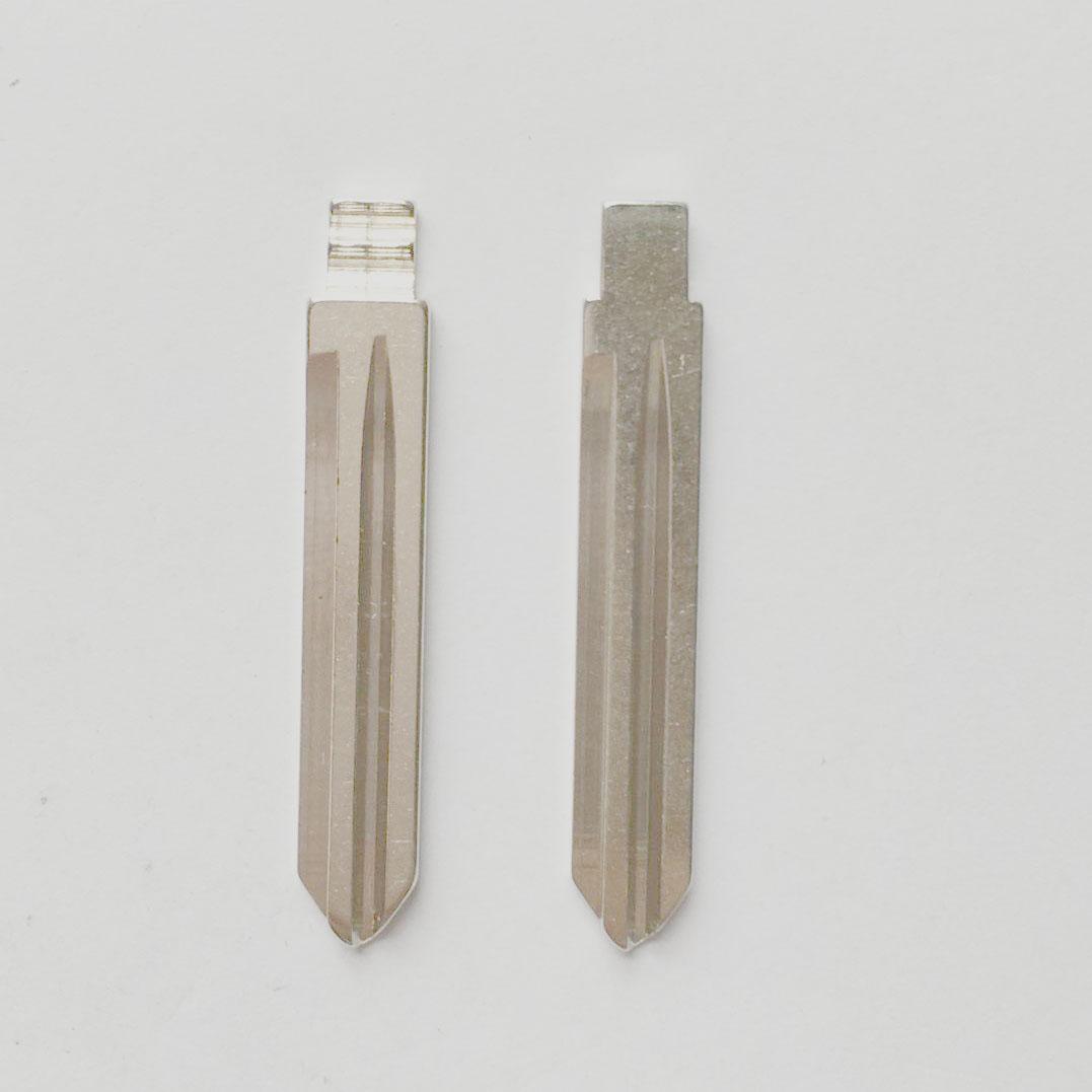#100 Key Blade for KIA K2  -  Pack of 10