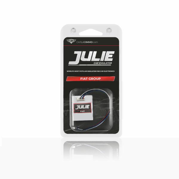 Julie Fiat Group Car Emulator For Immobilizer ECU Airbag Dashboard
