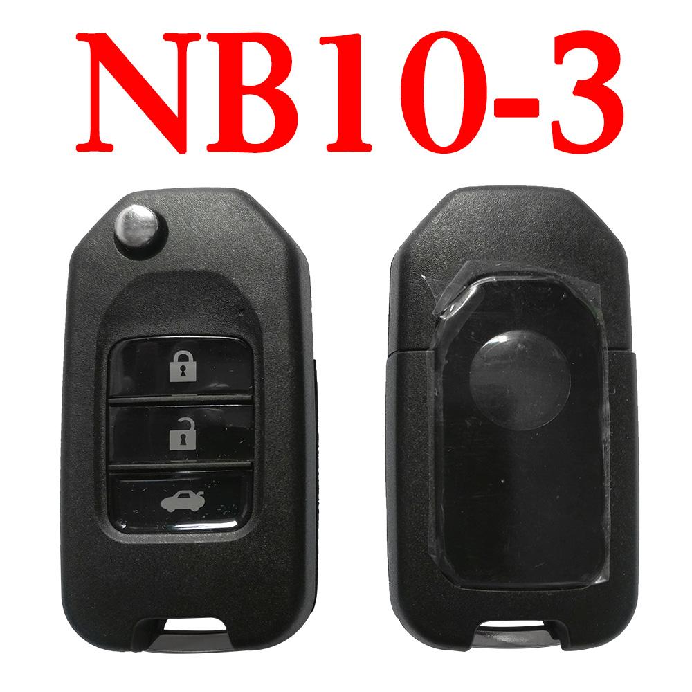 KEYDIY NB10-3 KD Universal Remote Control - 5 pcs
