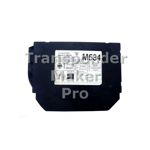 TMPro Software Module 165 for Porsche Body Module PAS with ID48 In Key
