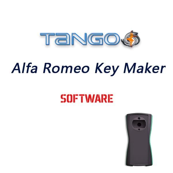 TANGO Alfa Romeo Key Maker Software