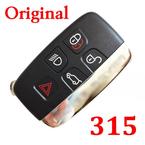 Original 5 Buttons 315 MHz Smart Proximity Key for 2011~2018 Range Rover
