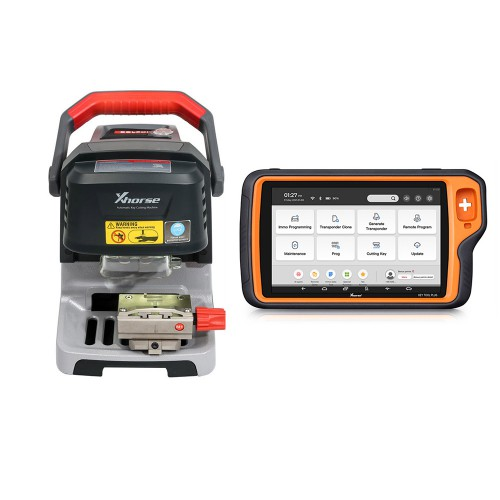 Xhorse Dolphin XP005 and VVDI Key Tool Plus Pad Get 1 Free MB Token Every Day