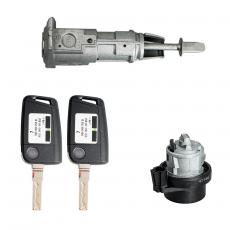 car door lock Kit with remote for VW