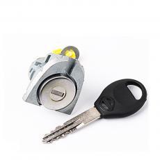 Left car door lock for  New type Nissan TIIDA
