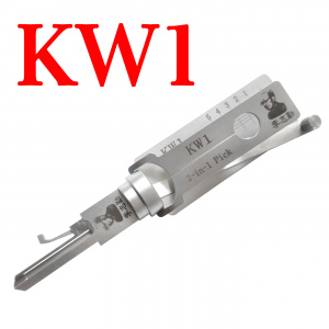 Original LISHI KW1 Auto Pick and Decoder