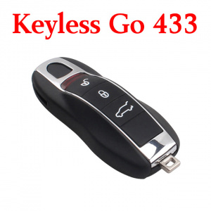 3 Buttons 433 MHz Smart Proximity Key for Porsche