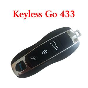 3 Buttons 433 MHz Smart Proximity Key for Porsche