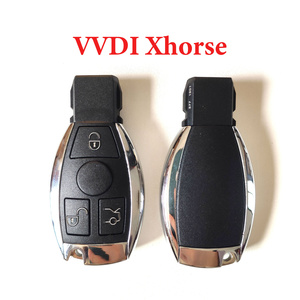 New Version Xhorse BE Remote Key for Mercedes Benz - 3 Buttons