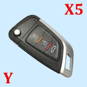 Xhorse VVDI Knife Type Universal Flip Remote Control