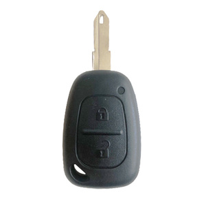 2 Buttons 434 MHz Remote Key for Renault Kangoo