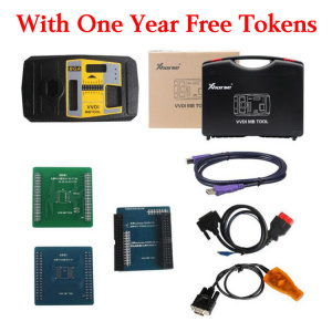 VVDI MB BGA Tool with One Year Free Tokens Activation