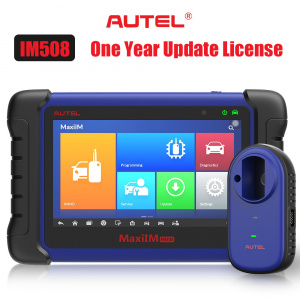 One Year Update Service & Subscription for Autel MaxiIM IM508 / IM508 Pro / Auro OtoSys IM100