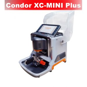 Spanish Version Condor Mini Plus Key Cutting Machine - with 3 Years Warranty