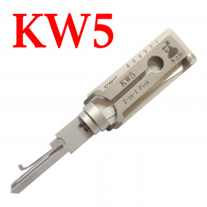 Original LISHI KW5 Auto Pick and Decoder