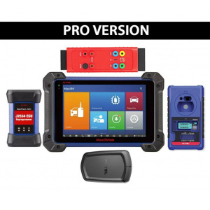 Autel MaxiIM IM608 PRO Programming and Diagnostic Tool Plus GBOX2 & APB112