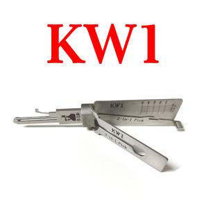 Original LISHI KW1 Auto Pick and Decoder