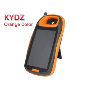 KYDZ Andoriod version handheld smart key programmer in orange color with Stone shape
