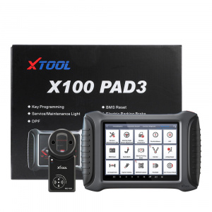 2020 XTOOL X100 PAD3 X100 PADIII Professional Tablet Key Programmer With KC100