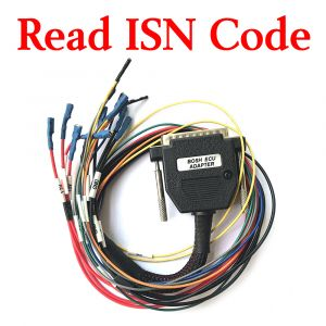 VVDI Prog For Bosch Adapter To Read ECU For BMW N20 N55 B38 ISN Data - No Need to Open DME