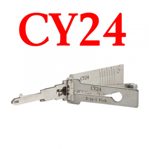 Original LISHI CY24 Auto Pick and Decoder For Chrysler