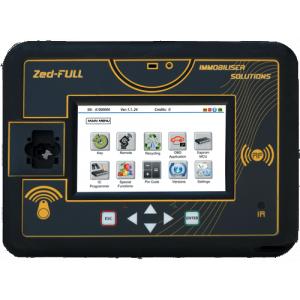 Original Zed Full All in One Transponder Key Programming Device Standard Package