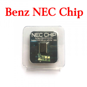 Original W204 ESL ELV NEC chip for Mercedes Benz - Adaptation No Need Renew EIS