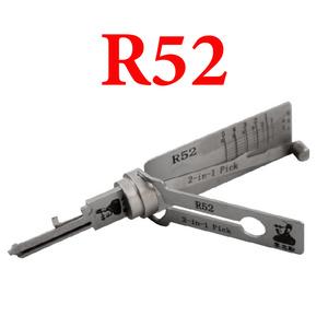 Original LISHI R52 Auto Pick and Decoder
