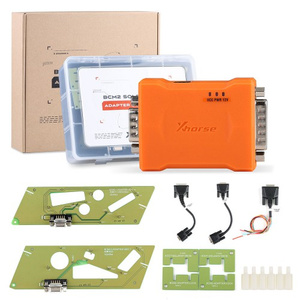 Xhorse BCM2 Audi Solder-Free Adapter for Add Key and All Key Lost Solution Work with Key Tool Plus Pad and VVDI2