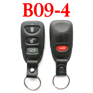 KEYDIY B09-4 KD Remote control for - 5 pcs