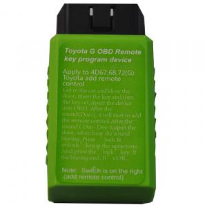 Toyota G OBD Remote Key Programmer
