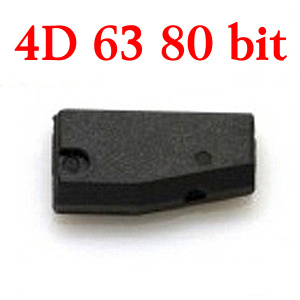 Original ID83 4D63 80 Bit Chip For Ford Mazda