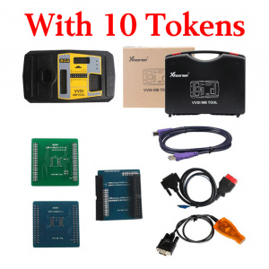 Xhorse VVDI MB BGA Tool V5.0.2 - Mercedes Key Programmer - with 10 free tokens