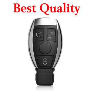 434 Mhz 3 Buttons BE Remote Key for Mercedes Benz - Top Quality Using KYDZ Mainboard