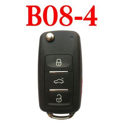 KEYDIY B08-4 KD Remote control - 5 pcs