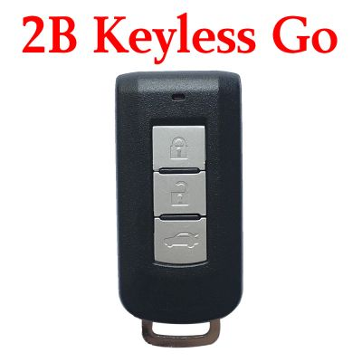 2 buttons 434 MHz Smart Proximity Key for Mitsubishi
