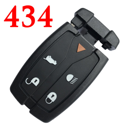 5 Buttons 433 MHz Smart Proximity Key for Land Rover FreeLander